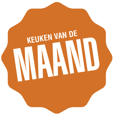 Keuken van de maand bij Van der Helm keukens, Den Haag